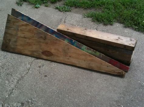 Kicker Ramp Build