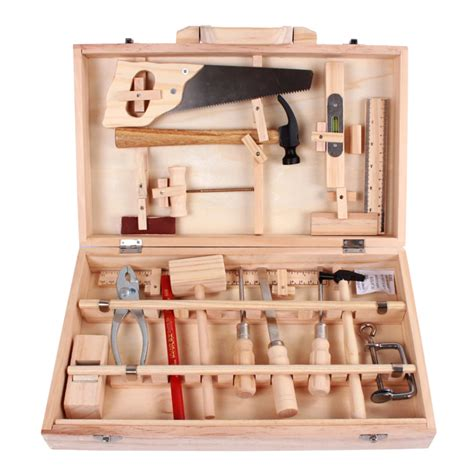 Kid-Woodworking-Set