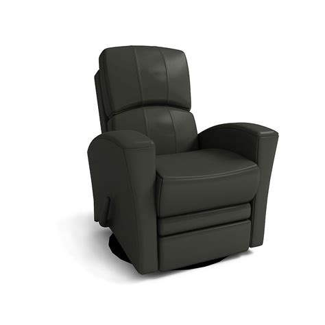 Kidiway Leather Recliner Glider