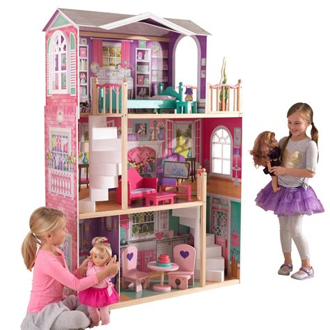 Kidkraft 18 Inch Doll Dollhouse Tour