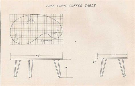 Kidney-Shaped-Coffee-Table-Plans