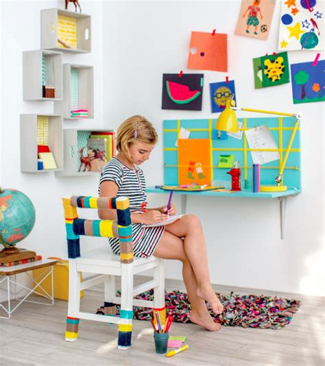 Kids Art Desk Diys