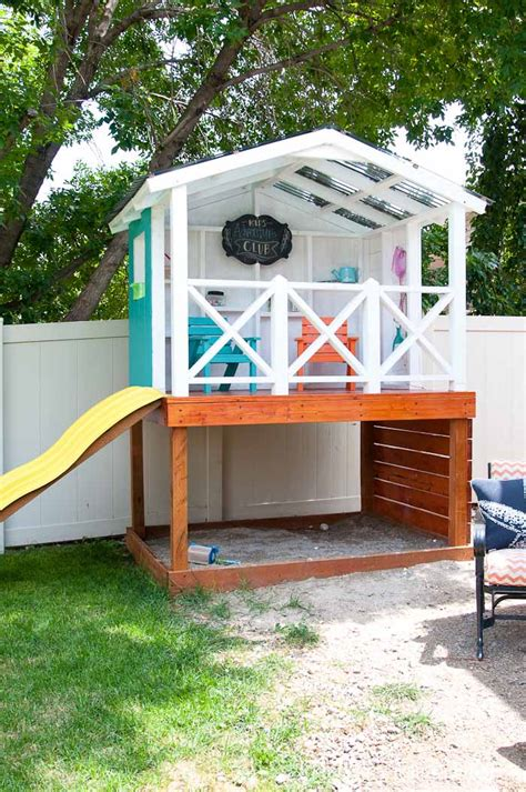 Kids Cheap Diy Playhouse Ideas