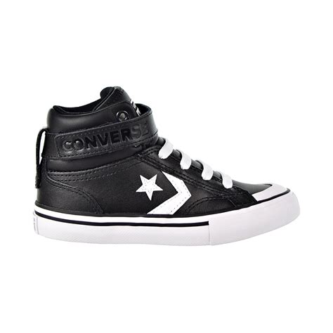 Kids Converse Cons Pro Blaze Strap High Top Sneakers