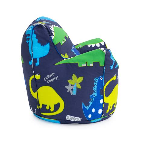 Kids Dinosaur Bean Bag Chairs