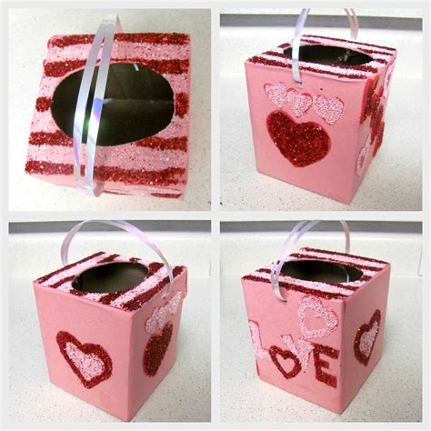 Kids Diy Valentine Box