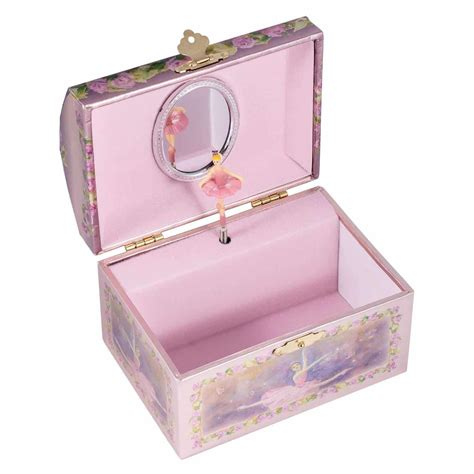 Kids Jewelry Box With Ballerina