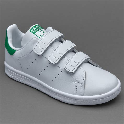 Kids Junior Adidas Stan Smith Sneakers