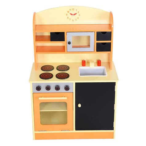 Kids Kitchen Playsets Wood