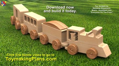 Kids Wooden Toys Plans Free
