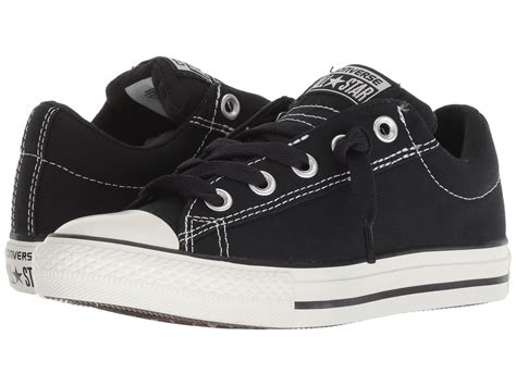 Kids' Chuck Taylor All Star Street Ox (Little Big)
