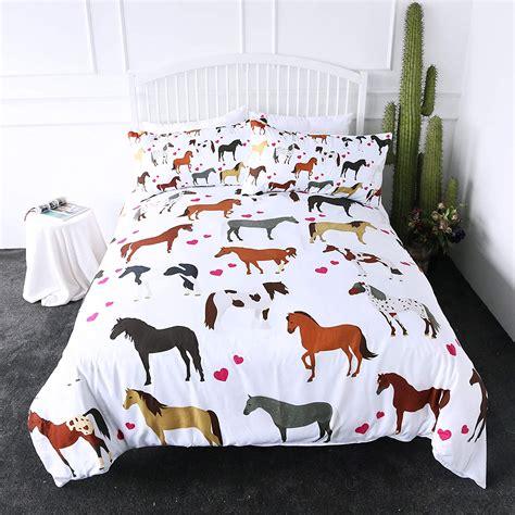 Kids Horse Bedding