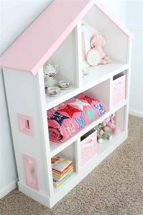 Kids-Dollhouse-Bookshelf-Diy