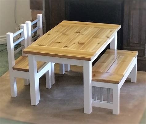 Kids-Farmhouse-Table-Set