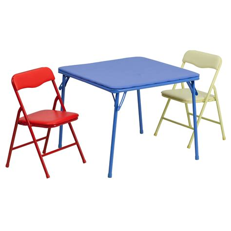 Kids-Folding-Card-Table
