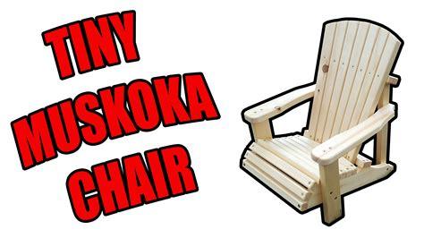 Kids-Muskoka-Chair-Plans