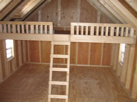 Kids-Playhouse-Plans-With-A-Loft