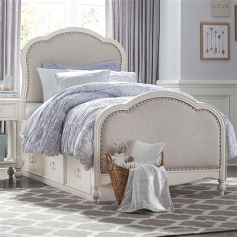 Kids-Upholstered-Bed