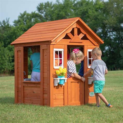 Kids-Wooden-House