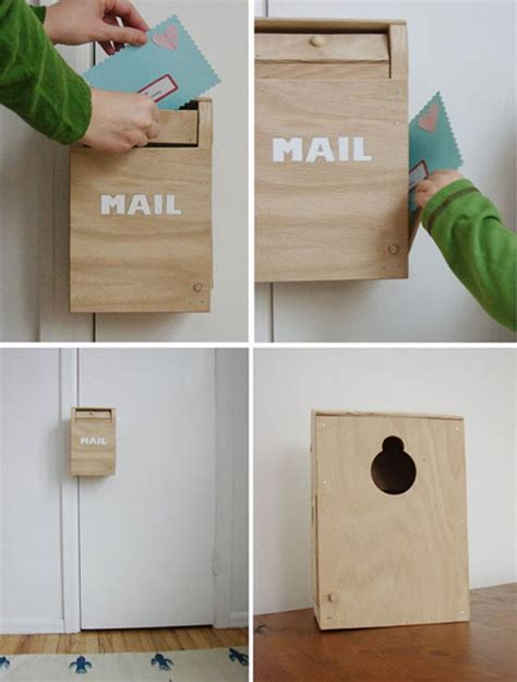 Kids-Wooden-Mailbox-Diy