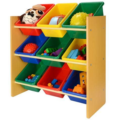 Kids-Wooden-Storage