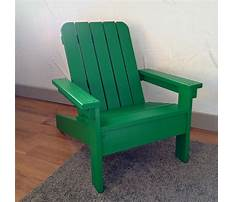 Best Kids adirondack chair plans ana white