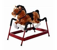 Best Kids rocking horse springs