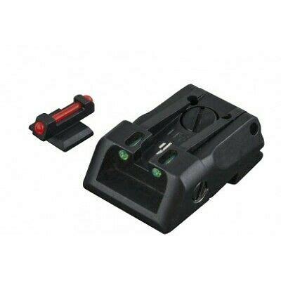 Kimber Fiber Optic Sights Ebay And Copper Eliminator Series Jags J Dewey Rods
