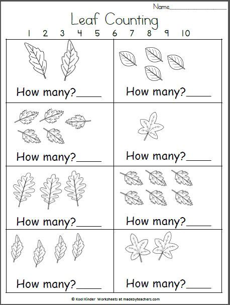 HD wallpapers fall worksheets for kindergarten Page 2
