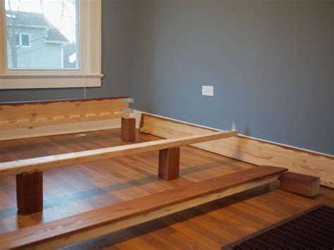 King Bed Slats Diy School