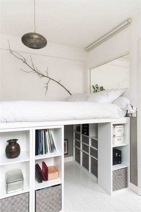 King Size Loft Bed Diy Pictures