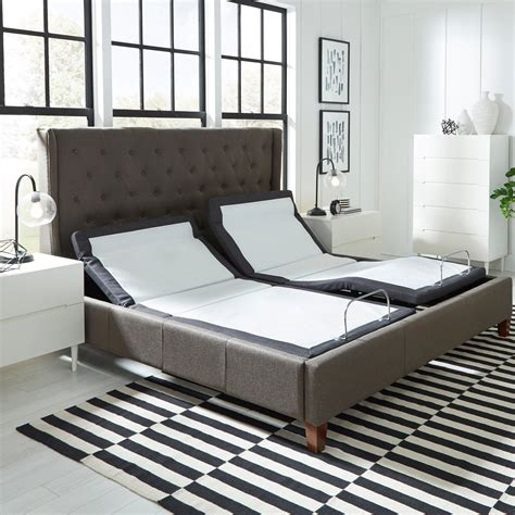 King Bed Foundation Adjustable Size Dimensions