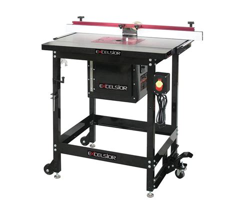 King-Router-Table
