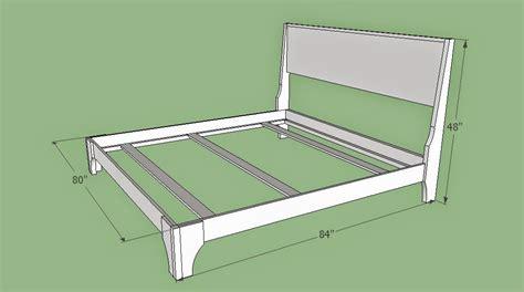 King-Size-Bed-Frame-Dimensions-Diy