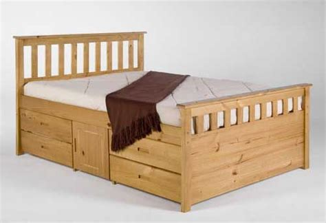 King-Size-Bed-Frame-With-Storage-12-Drawers-Plans