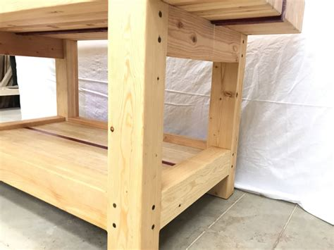 Kings-Fine-Woodworking-Bench