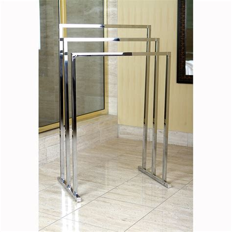 Kingston Brass Towel Rack Free Standing