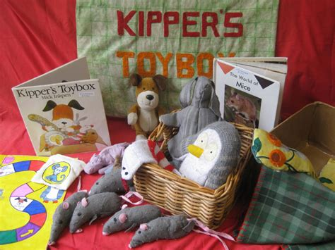 Kippers Toy Box Lesson Plans