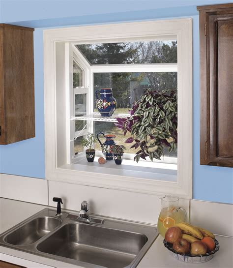 Kitchen Bay Window Plans