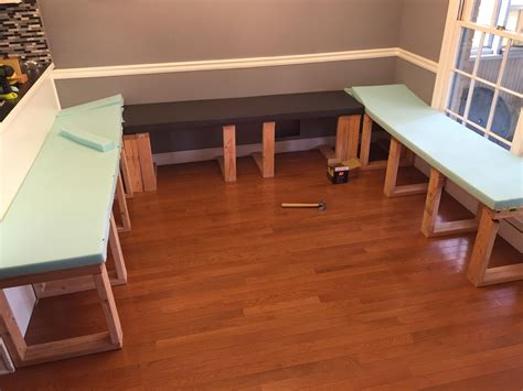 Kitchen Booth Table Plans