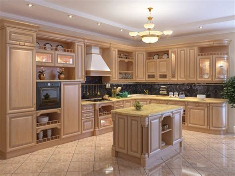 Kitchen Cabinet Design Planning