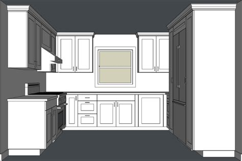 Kitchen Cabinet Drawing Tools For Computer
