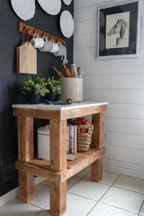 Kitchen Cart Diy