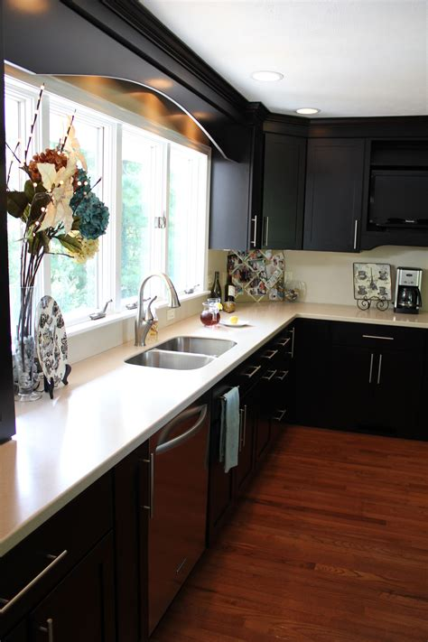 Kitchen Design Ideas Black And White