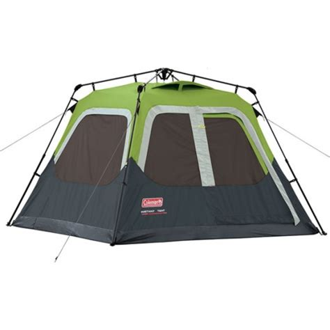 Kitchen Designs Coleman Instant Set Up 6 Person Tent 10x9
