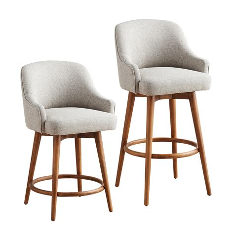Kitchen Gray Counter Chairs