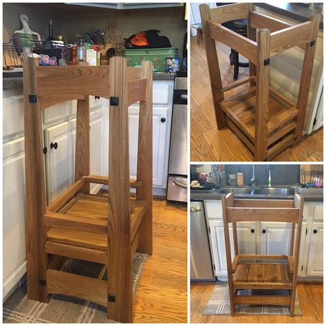 Kitchen Helper Woodworking Plans