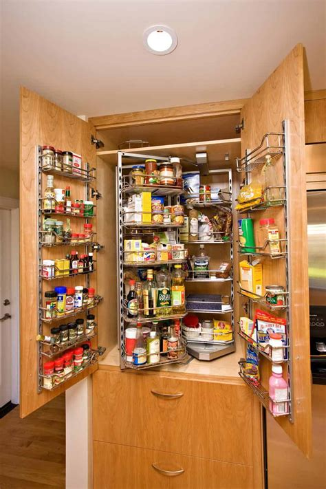 Kitchen Ideas For Storage