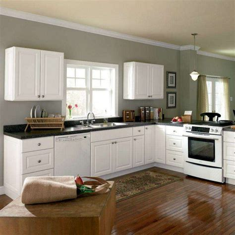 Kitchen Ideas White Appliances
