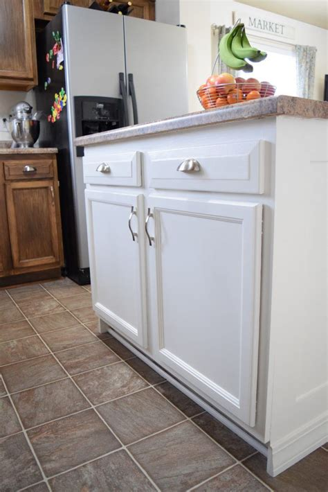 Kitchen Island Ideas With Molding